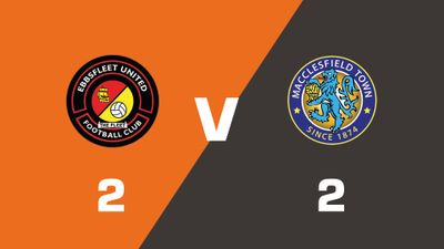 Highlights: Ebbsfleet United vs Macclesfield Town