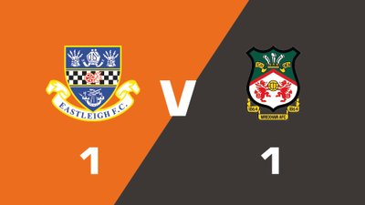 Highlights: Eastleigh vs Wrexham