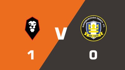 Highlights: Salford City vs Gainsborough Trinity