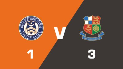 Highlights: Hungerford Town FC vs Wealdstone