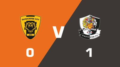 Highlights: Gloucester City vs Dartford