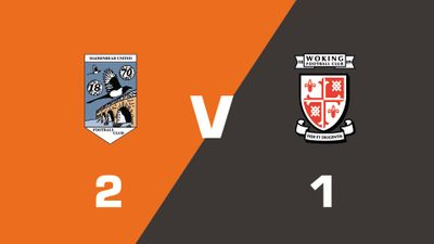 Highlights: Maidenhead United vs Woking