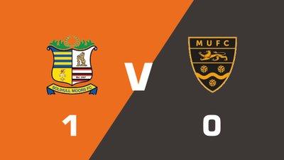 Highlights: Solihull Moors vs Maidstone United