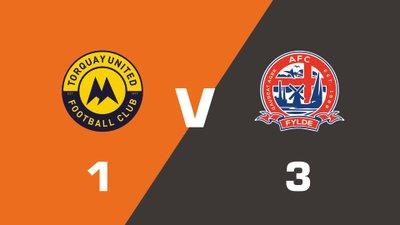 Highlights: Torquay United vs AFC Fylde
