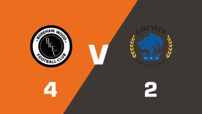 Highlights: Boreham Wood vs Chester