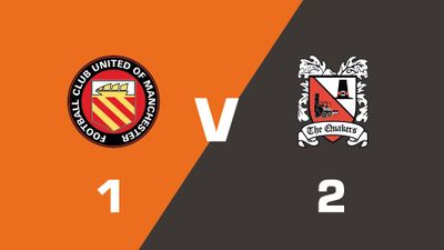 Highlights: FC United Of Manchester vs Darlington
