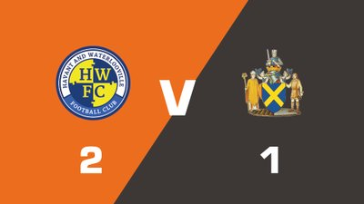 Highlights: Havant & Waterlooville vs St. Albans City
