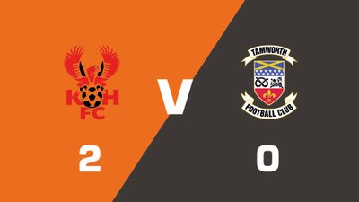 Highlights: Kidderminster Harriers vs Tamworth