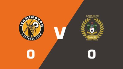 Highlights: Leamington vs Curzon Ashton