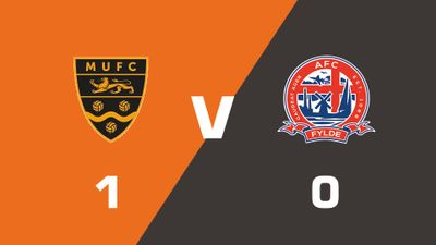 Highlights: Maidstone United vs AFC Fylde