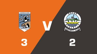 Highlights: Maidenhead United vs Dover Athletic