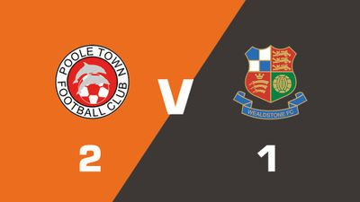 Highlights: Poole Town vs Wealdstone