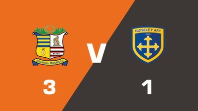 Highlights: Solihull Moors vs Guiseley