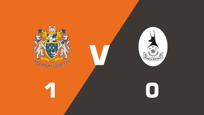 Highlights: Stockport County vs AFC Telford United