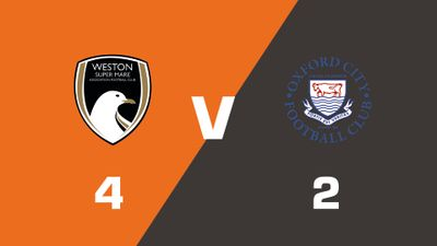 Highlights: Weston-Super-Mare vs Oxford City