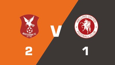 Highlights: Whitehawk vs Welling United