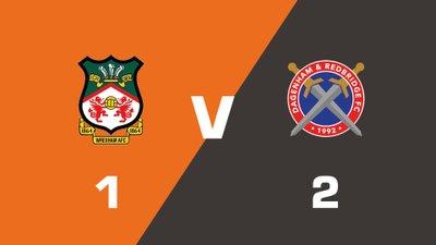 Highlights: Wrexham vs Dagenham and Redbridge