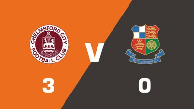 Highlights: Chelmsford City vs Wealdstone