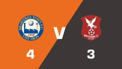 Highlights: Braintree Town vs Whitehawk