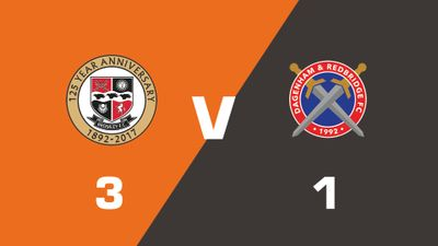 Highlights: Bromley vs Dagenham and Redbridge
