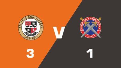 Highlights: Bromley vs Dagenham and Redbridge