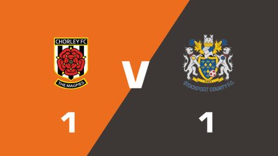 Highlights: Chorley vs Stockport County