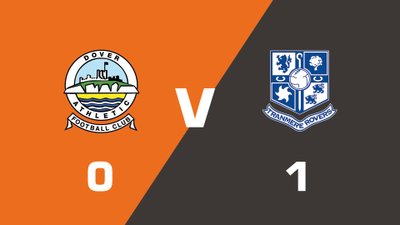 Highlights: Dover Athletic vs Tranmere Rovers