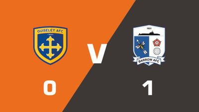 Highlights: Guiseley vs Barrow