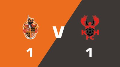 Highlights: Spennymoor Town vs Kidderminster Harriers