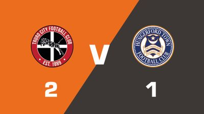 Highlights: Truro City vs Hungerford Town FC