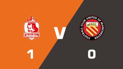 Highlights: Alfreton Town vs FC United Of Manchester