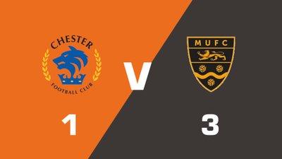 Highlights: Chester vs Maidstone United