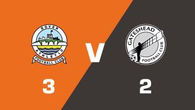 Highlights: Dover Athletic vs Gateshead