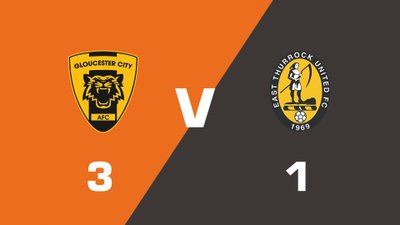 Highlights: Gloucester City vs East Thurrock United