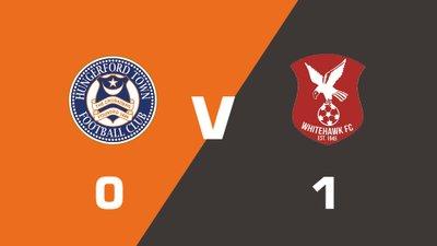 Highlights: Hungerford Town FC vs Whitehawk