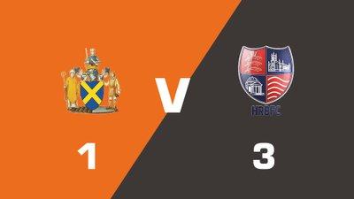 Highlights: St. Albans City vs Hampton & Richmond Borough
