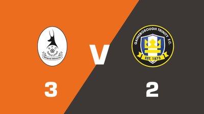 Highlights: AFC Telford United vs Gainsborough Trinity