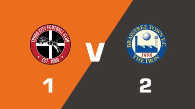 Highlights: Truro City vs Braintree Town