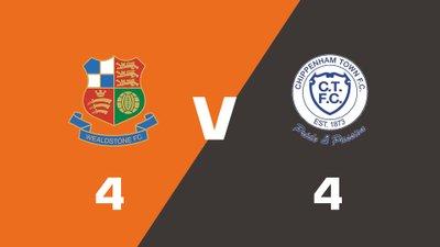 Highlights: Wealdstone vs Chippenham Town