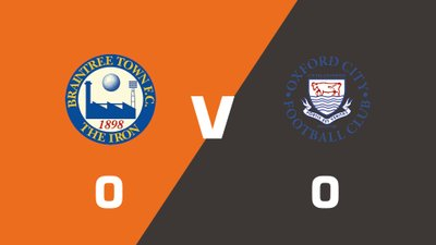 Highlights: Braintree Town vs Oxford City