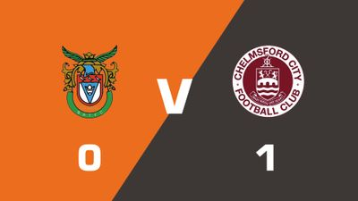 Highlights: Bognor Regis Town vs Chelmsford City
