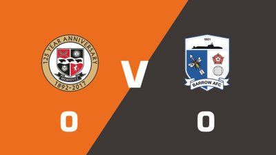 Highlights: Bromley vs Barrow