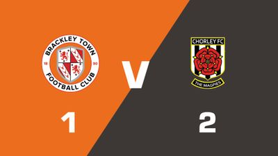 Highlights: Brackley Town vs Chorley