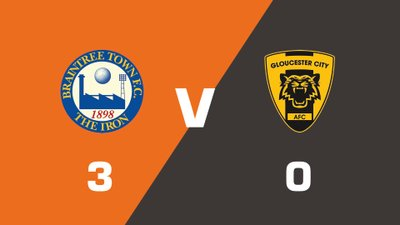 Highlights: Braintree Town vs Gloucester City