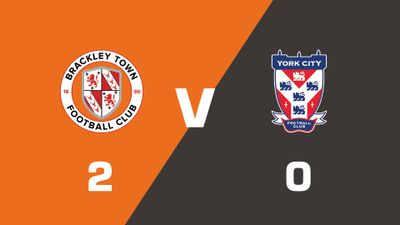 Highlights: Brackley Town vs York City