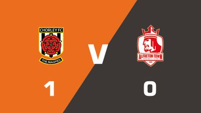 Highlights: Chorley vs Alfreton Town