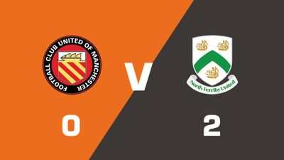 Highlights: FC United Of Manchester vs North Ferriby United
