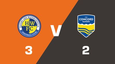 Highlights: Havant & Waterlooville vs Concord Rangers