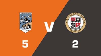 Highlights: Maidenhead United vs Bromley