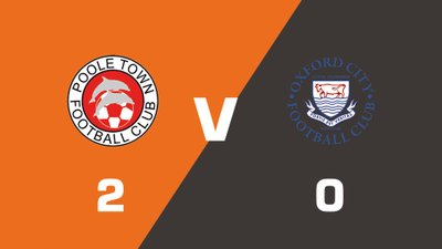 Highlights: Poole Town vs Oxford City